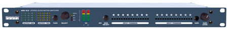 ACS 16.2 – Stereo Audio Matrix Switcher