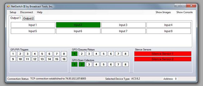 NetSwitch III