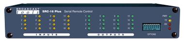 SRC-16 Plus – Serial Remote Control