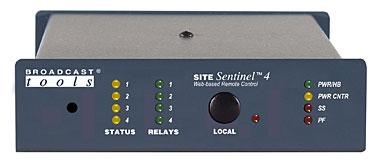Site Sentinel® 4 – Remote Control