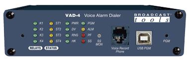 VAD-4 –Voice Alarm Dialer