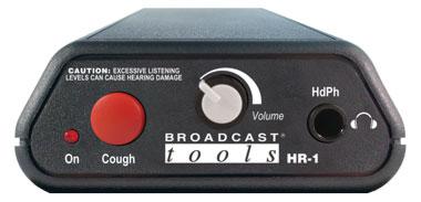 HR-1 – Headphone Remote
