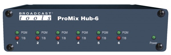 ProMix Hub-6
