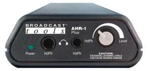 AHR-1 Plus – Active Headphone Remote