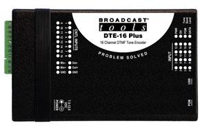 DTE-16 Plus – 16 Channel DTMF Tone Encoder