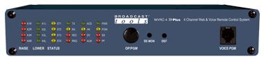 WVRC-4 Plus – Web & Voice Remote Control