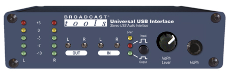 Universal USB Interface